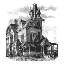 Haunted Houses Paula Cappa