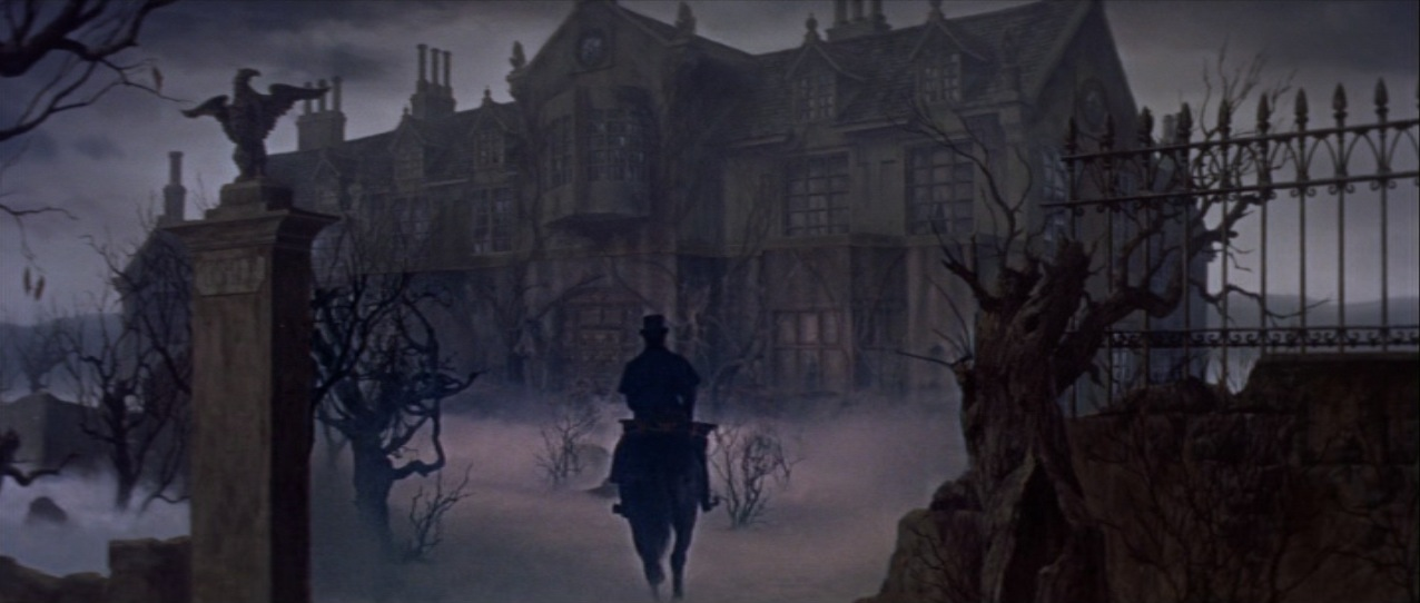 imagery and horror in edgar allan poes the fall of the house of usher Edgar allan poe: storyteller american the fall of the house of usher part one 22 part two 26 blood was its mark — the redness and the horror of blood there.