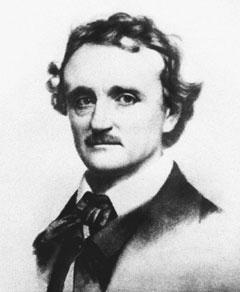 Report that inspired poe to create the fall of the house of usher
