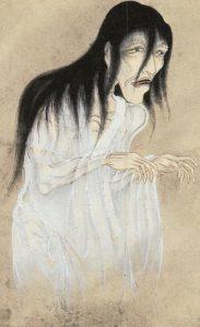 Japanese-ghost