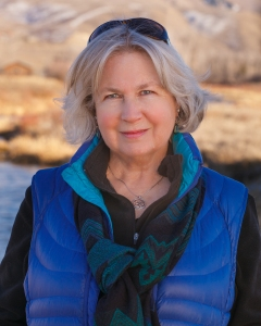 Tina Welling, author. CREDIT: David J Swift