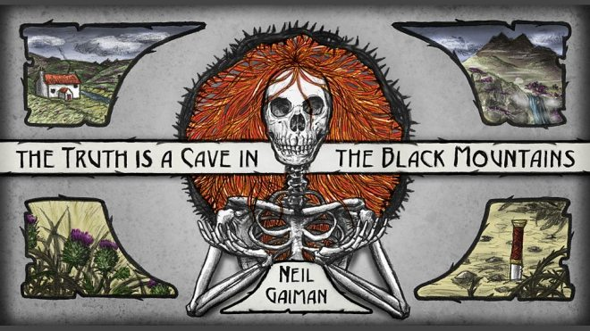Image result for The Truth Is a Cave in the Black Mountains