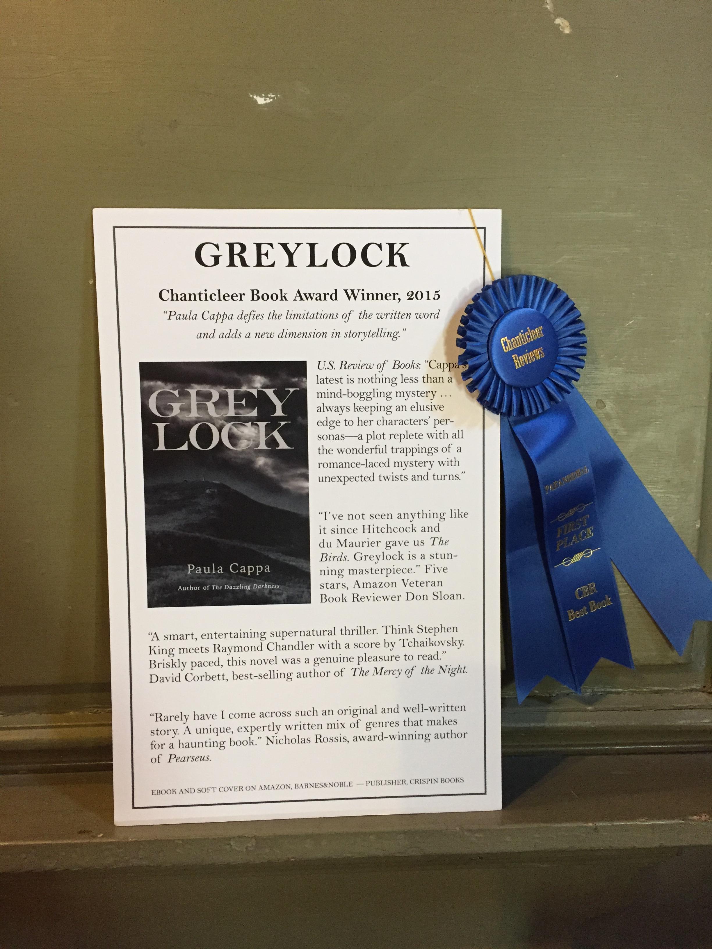 Greylock In The Berkshires!