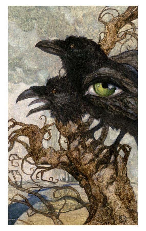 Blackbird Has Spoken  Neil Gaiman's Amusing Noir | Paula Cappa